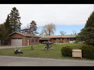 63 South Bayou Rd, Fenelon Falls - Waterfront Home on Inlet