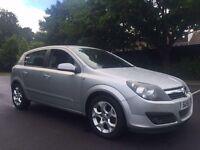 Vauxhall Astra 1.4 i 16v SXi 5dr 12 MONTHS TEST FSH 2 KEYS cheap insurance not fiesta corsa clio