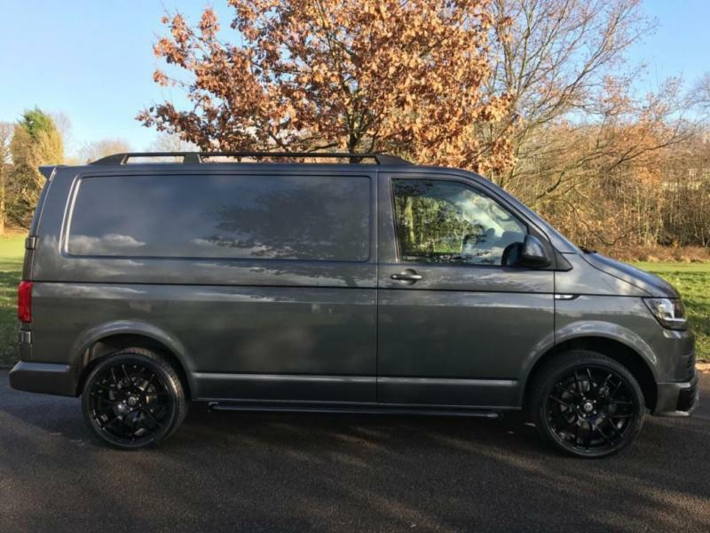 2017 VW T6 TRANSPORTER SPORTLINE STYLING PACK 2.0