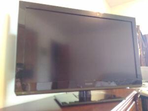42 Inch Flat Screen Panasonic Television