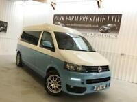 Volkswagen T-SPORTER T32 102 TDI LWB CAMPER VAN * ONLY 79,000 MILES * WOW!!