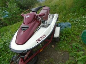 For Sale Sea Doo GTX Year 2000 new battery (Corner brook NL)