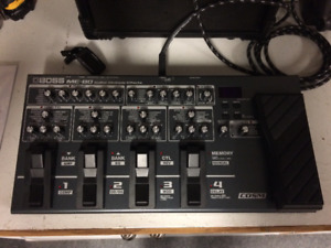 Boss ME80 Multiple Effects Pedal