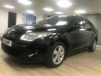 Renault Megane 1.5dCi ECO Dynamique Tom Tom BLACK DIESEL £20 ROAD TAX WARRANTY
