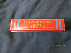 Hohner mouth organ
