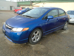 $5,995.00!  2007 Honda Civic LX 4door Sedan