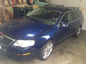 2007 Volkswagen Passat Wagon 2.0 L Turbo in excellent condition