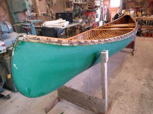 Canoe Repair & Restoration