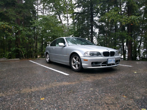 2002 BMW 325Ci - E46 Coupe AS IS