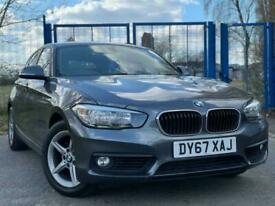image for 2017 67 BMW 1 SERIES 2.0 118D SE 5D 147 BHP DIESEL-FSH+BLUETOOTH+CLIMATE+GREY