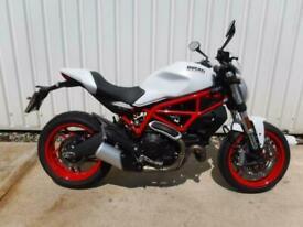 2018 Ducati Monster 797 M797 Naked