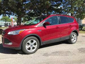 2013 Ford Escape SE/AWD/NAV/LEATHER/SUNROOF
