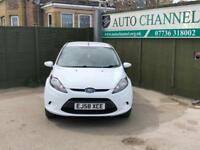 2009 Ford Fiesta 1.4 TDCi Style Hatchback 5dr Diesel Manual (110 g/km, 67
