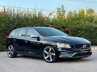 2013 Volvo V60 2.0 D4 R-Design (s/s) 5dr Estate Diesel Manual