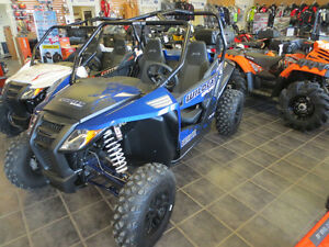 2015 Arctic cat 700 Trail Sport XT