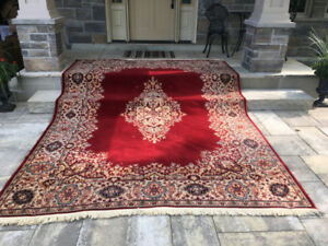 Traditional Ariel Rug For Living Or Dining Room. (Negotiable)