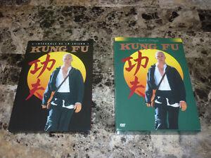 KUNG FU - Saison 1 et 2 intégrale DVD