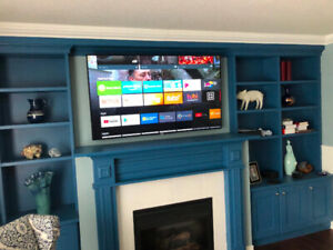 65 Inch Sony Bravia 4K HD Android TV