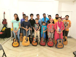 Learn To Play Guitar In Just 16 Classes ! My Guitar Academy