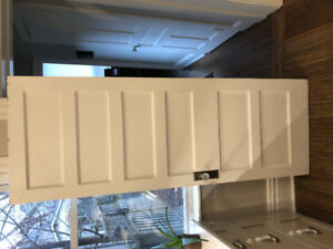 Antique Doors (Glass / Solid Wood)
