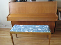 Wollmann Piano for sale (made in Germany)