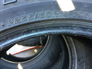 Tires for sale leave number