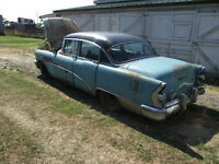 1955 BUICK ROADMASTER (FOR PARTS OR RESTORE)