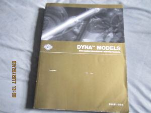 Hd Dyna Service Manual