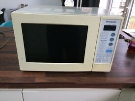Panasonic Microwave - claimed subject to collection