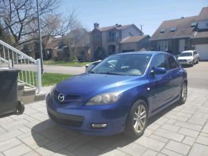 Mazda 3 Sport GT 2007
