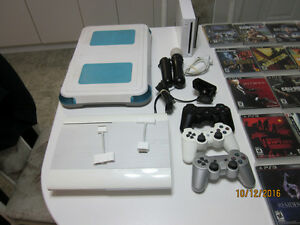PS3 bluetooth avec Wii complet