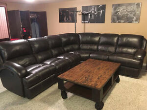 the brick sectional leather kijiji free classifieds in