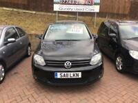 Volkswagen Golf Plus 1.6TDI IN BLACK R32 ALLOYS