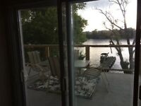 Lake of the Woods waterfront home for rent