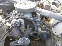 1992 Dodge Magnum 318 Engine, Transmission