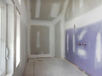 Drywall damage or complete drywall services