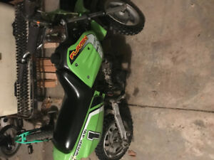500 O.B.O great Christmas gift 50cc new engine only has twohours