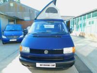 VW Bilbos Break Away Pop Top Campervan 2.4 Petrol Campervan for sale
