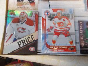 Hockey Card Box, 1 Base Set, At Least 3 Auto & 3 Jersey Cards.. London Ontario image 4