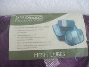 mesh cubes from stowaways