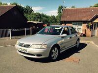 Vauxhall Vectra SXI 1.8 petrol Full years MOT £750 ono or swap for 1.2 ibiza or 1.4 leon