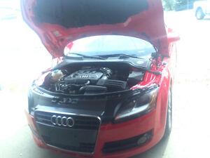 2010 Audi TT Coupe (2 door)