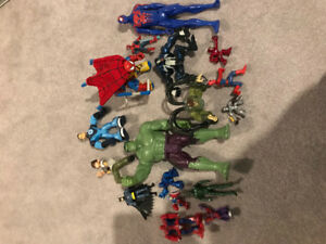Marvel Super Hero's toys