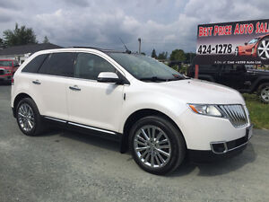 2012 Lincoln MKX LIMITED AWD CERTIFIED