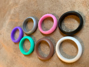 New Silicone rings