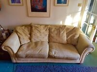 Two Ducal sofas - great condition