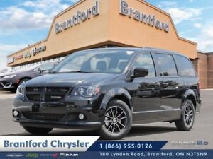 2018 Dodge Grand Caravan GT  - Navigation - $274.94 B/W