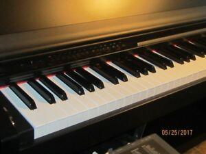 Kawai electric Piano with Roland Arranger