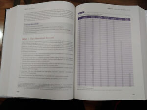 First year and second year Accounting and Finance books