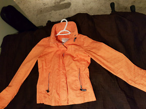 Spring bench jackets
